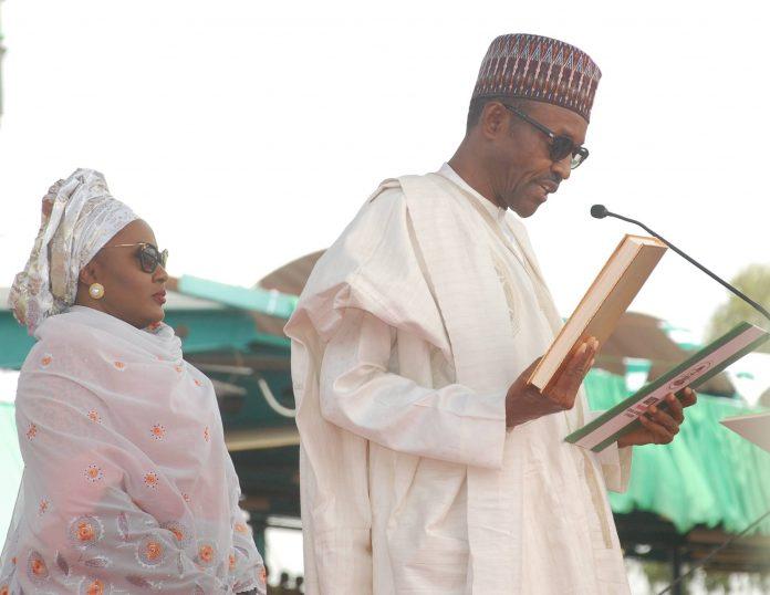 Reshuffle Your Cabinet; Nigerians Tell Buhari After Aisha's Bombshell