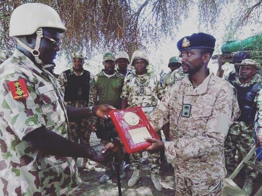 Lt. Col Muhammad Abu Ali: A Tribute To A Gallant Hero - By Mustapha Anka