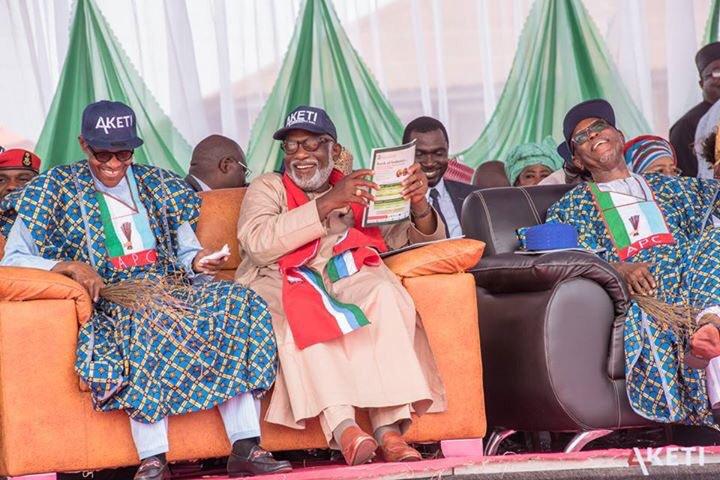 Akeredolu's election tested APC's unity – Buhari