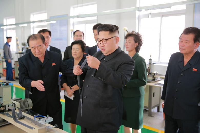 Chief of Staff John Kelly Contradicts Trump on North Korea