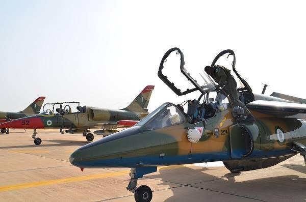 NAF Deploys Additional Platforms To North West