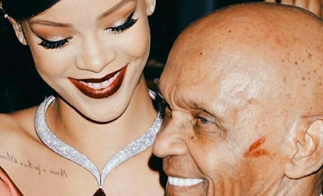 'You Are Truly A Guardian Angel' - Rihanna Shares Heartfelt Note To Grandpa