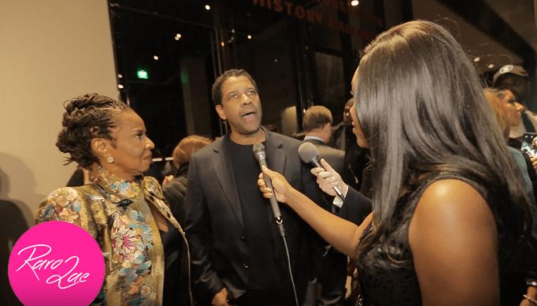 Denzel Washington Talks Fences and Raising Kids In New Interview