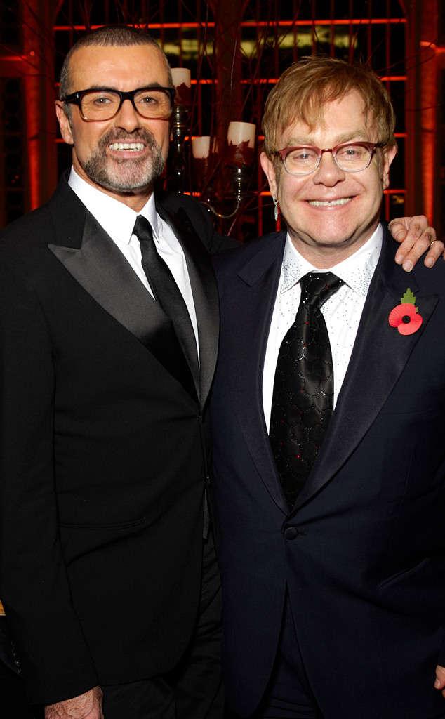 Elton John Pens Touching Tribute to George Michael