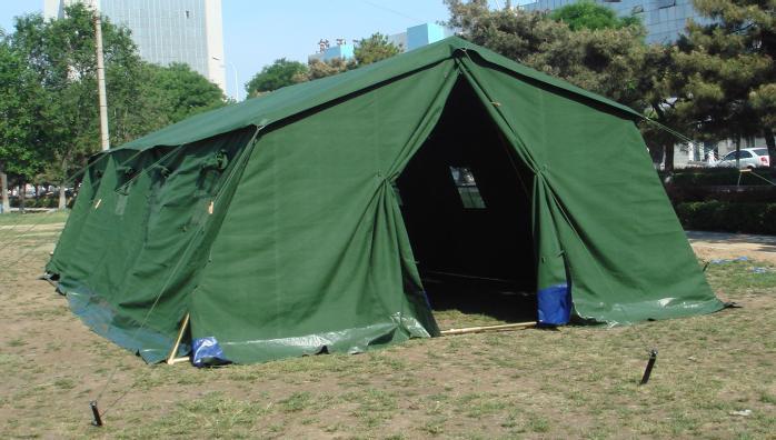 U.S. donates military grade tents to Nigeria Police