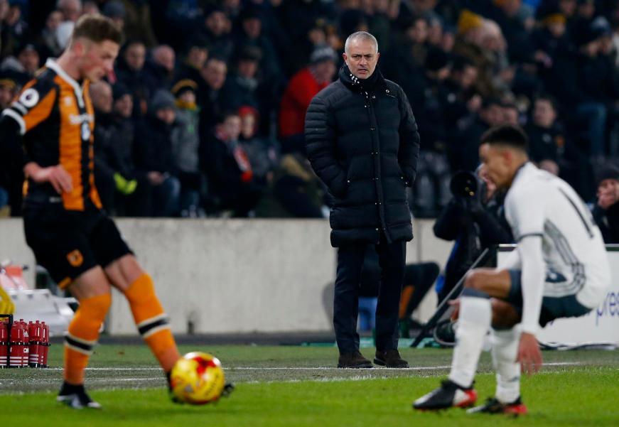 Mourinho Criticizes United Players' Mentality Following Slump