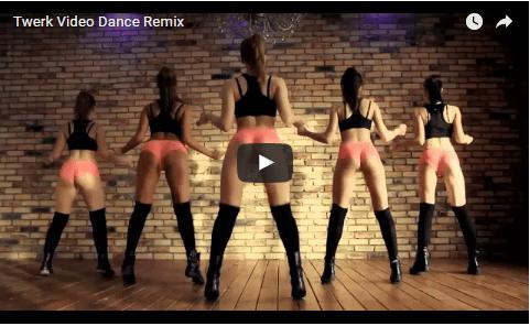 VIDEO: Twerk Video Dance