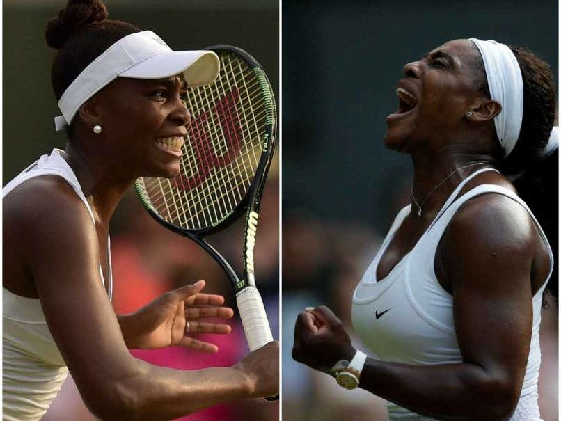 Serena Williams Battles Venus Williams In Australian Open Final