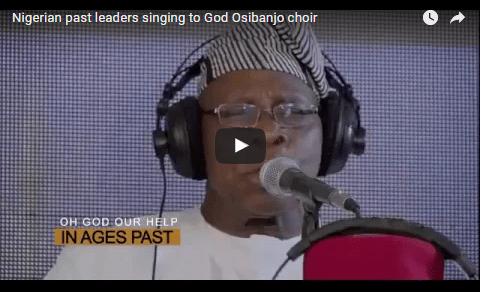 VP Osibanjo, Gowon, Obasanjo, Shonekan, Ekwueme, others sing for greater Nigeria