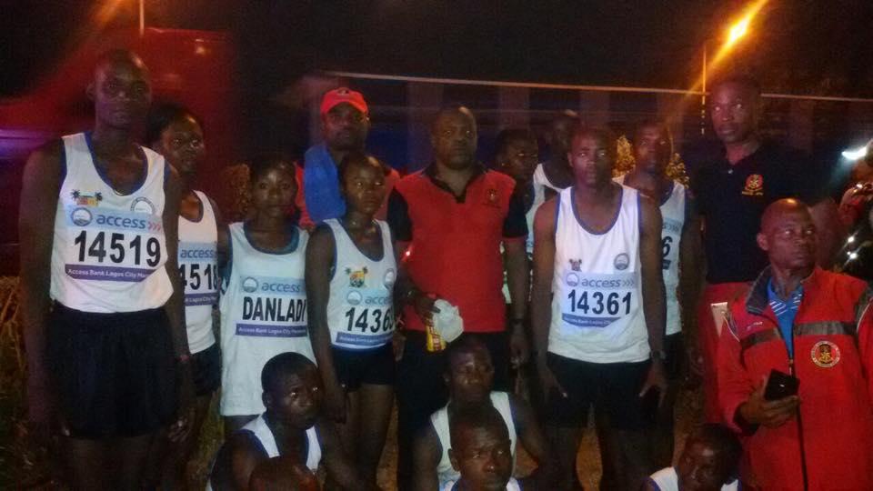 Nigerian Army Makes Record At Access Bank Lagos City Marathon