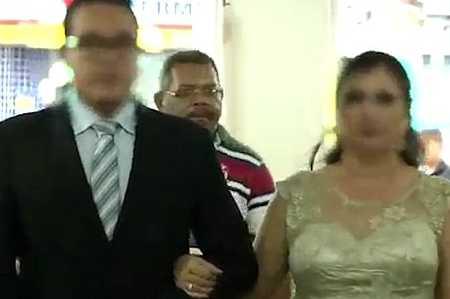 Brazilian Hitman Opens Fire on Wedding Guests as Couple Walk Down the Aisle