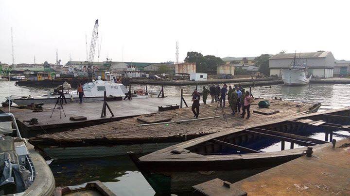 Nigerian Navy Arrests Nigerians, Bangladeshi For Fuel Diversion