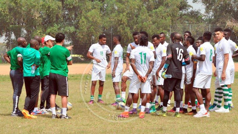 NFF Cancels Nigeria, Burkina Faso Friendly