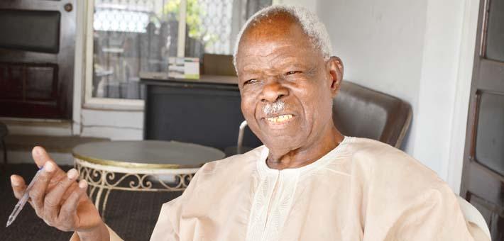 Nigeria Will Miss A True Patriot, President Buhari Mourns General Adebayo