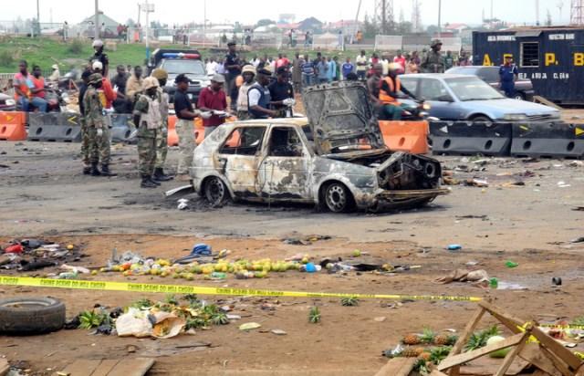 BREAKING: Multiple Bomb Blasts Rock IDP Camp In Borno