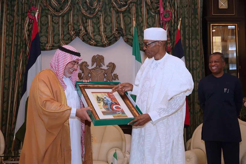 President Buhari Hails Nigeria/Saudi Relationship