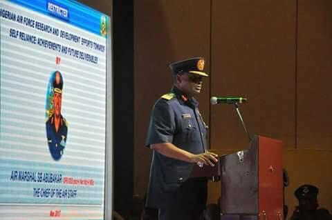Chief Of Air Staff Keynote Address At 9th Bola Tinubu Colloquium