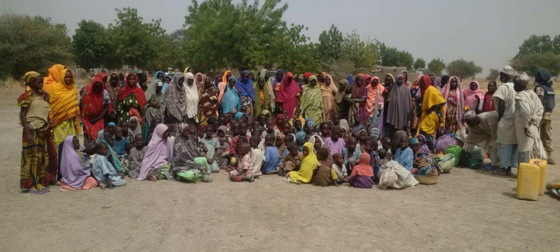 Nigerian Army Kill Female Suicide Bombers, Rescue 211 Boko Haram Captives