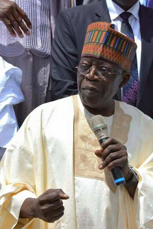 How Saraki, El-Rufai Instigated Against Me As Buhari's Running Mate – Tinubu
