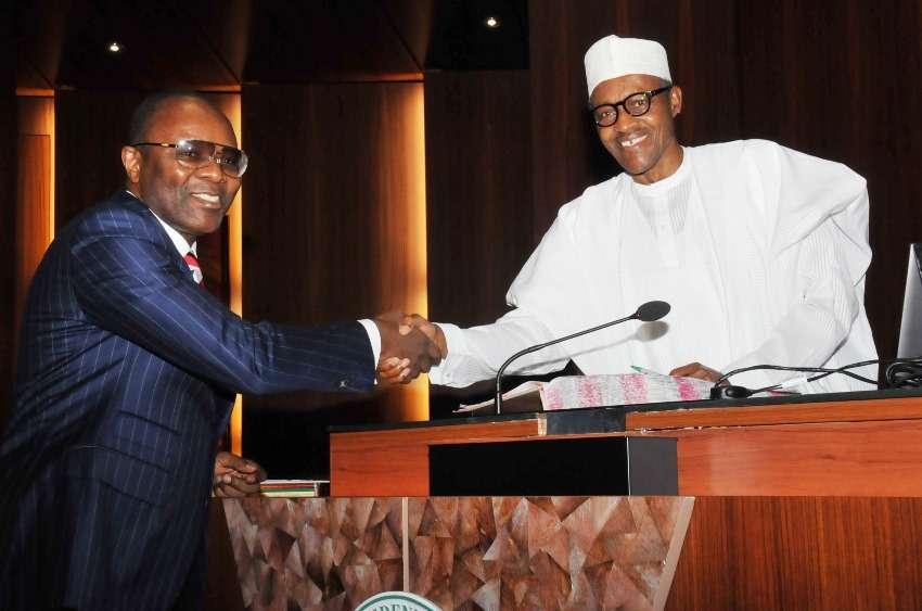 President Buhari Is Still Working From London - Kachikwu