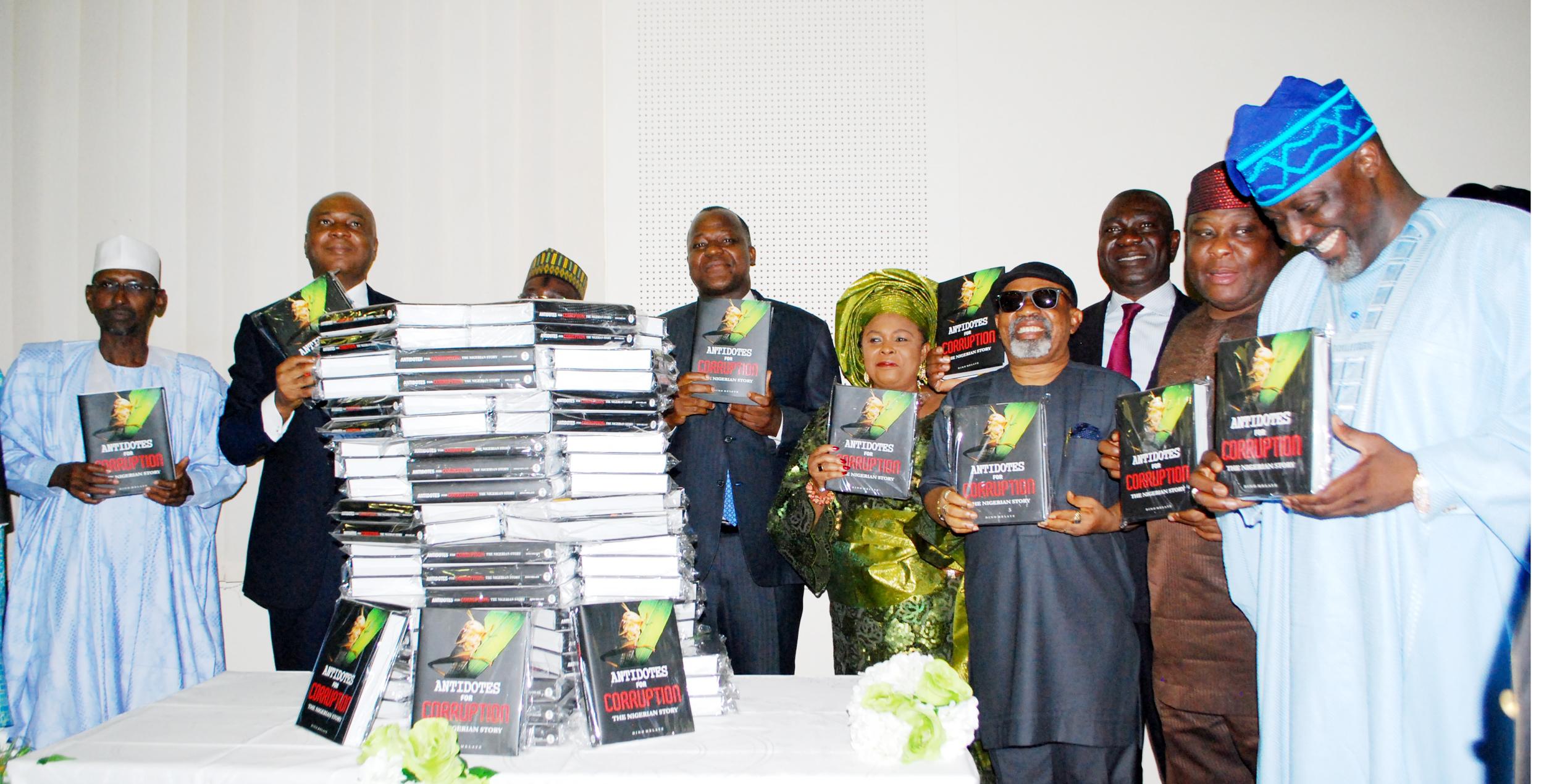 Sen. Saraki, Dogara, Patience, Dr. Ngige, Ministers At Melaye's Book Launch