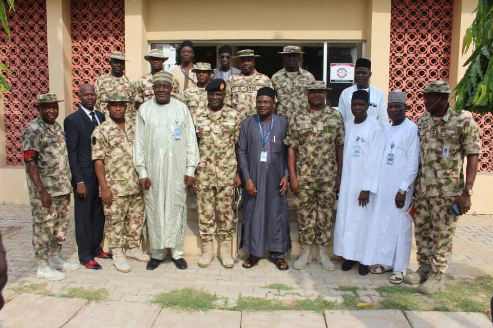 Nigerian Army Assures University Of Maiduguri Of Security Support