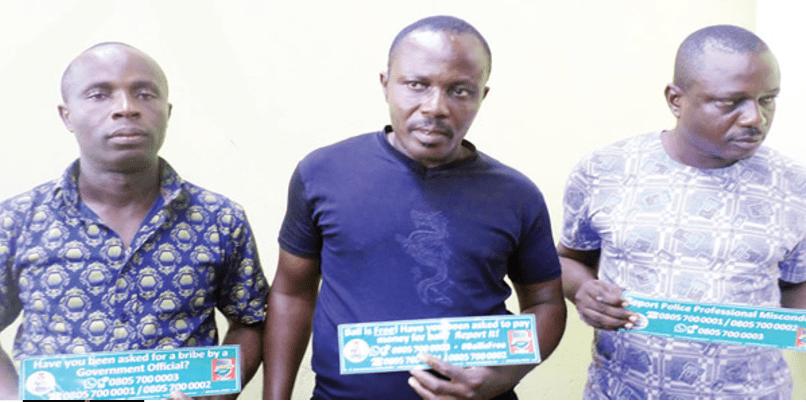 Nigeria Police Dismiss Three (3) Policemen For Extorting N200,000