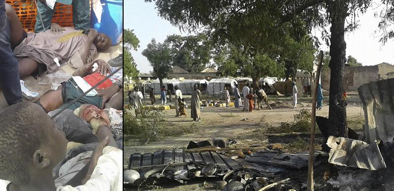 Nigerian Air Force Deeply Regrets Rann Bombing Incident