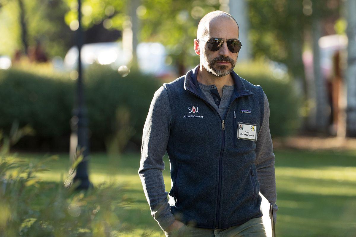 Uber Names Dara Khosrowshahi As New CEO