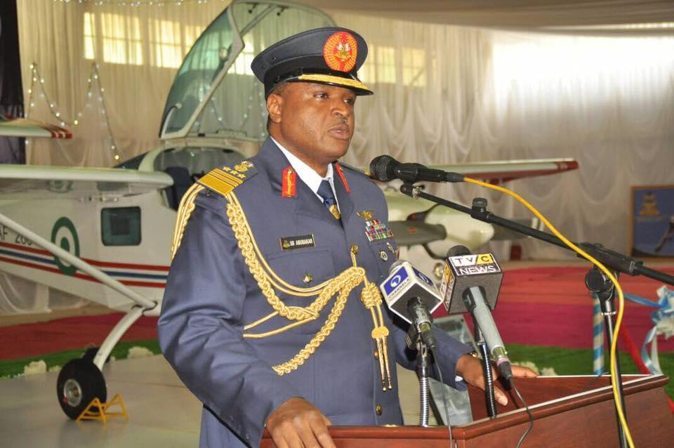 Nigerian Air Force Inducts 5 Super Mushshak Aircraft, Graduates More Students Pilot