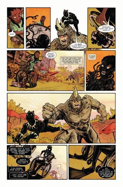Marvel Launches First Nigerian Superhero Comic Book Inspired By Chibok Girls