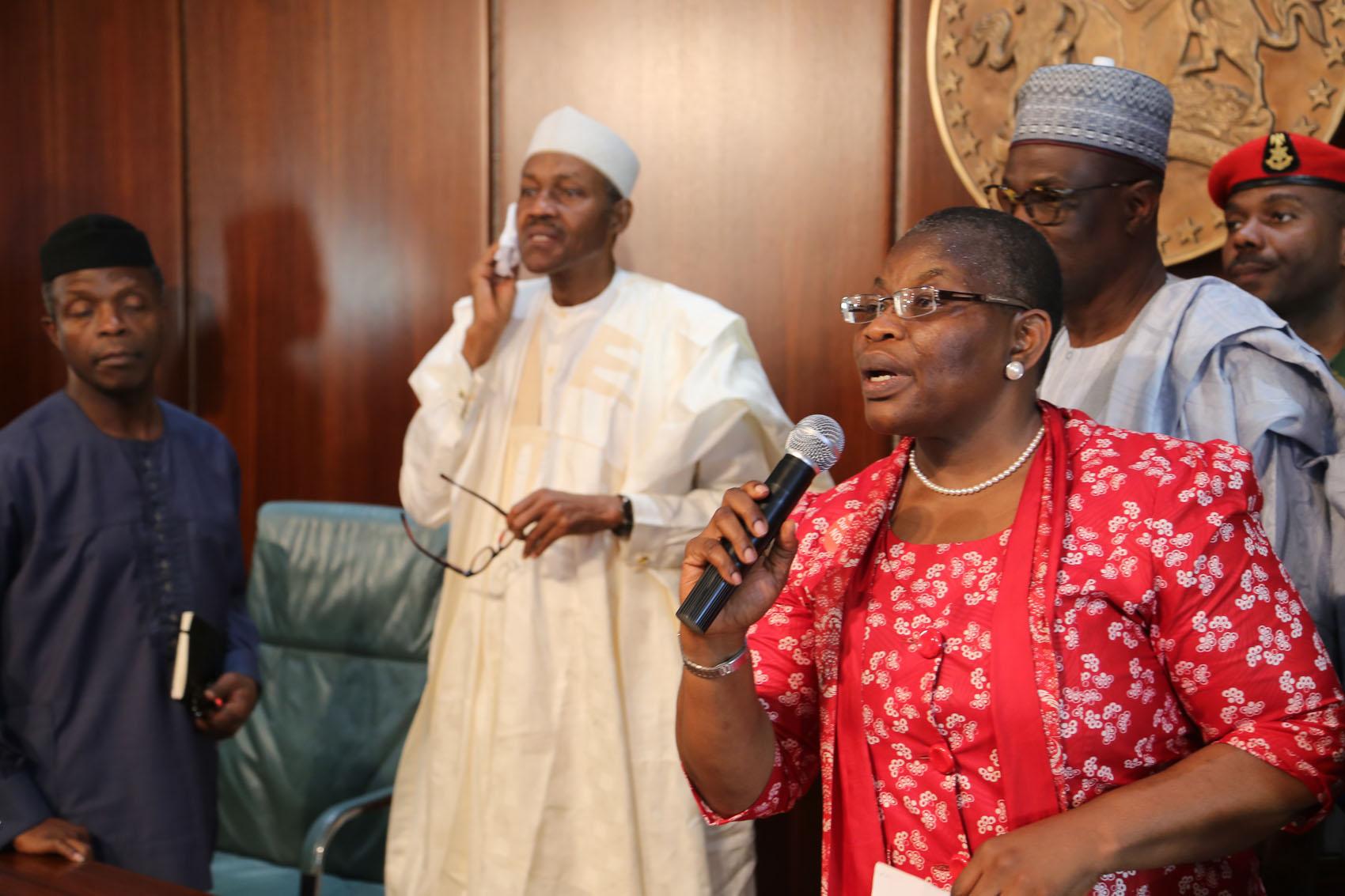 Stop Been A Sectional Leader - Ezekwesili Tells Buhari
