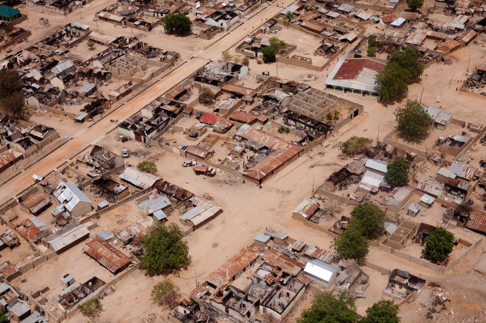 Nigerian Air Force Destroys Building Hosting A Meeting Of Boko Haram Terrorists