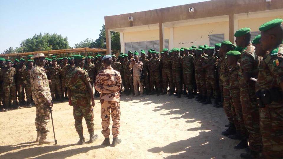 Be Good Ambassadors Of Multinational Joint Task Force, Gen. Irabo Urges Benin Contingent
