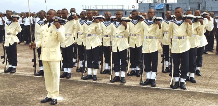 Nigerian Navy Holds DSS Enlistment Aptitude  Test December 2, 2017