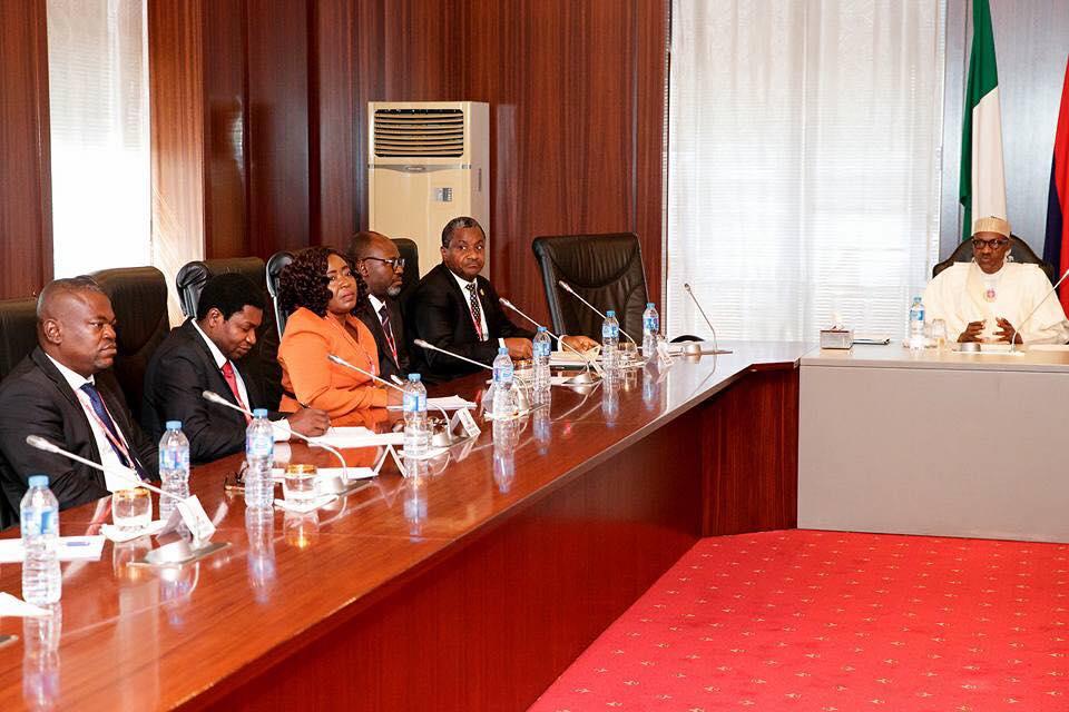 President Buhari Pledges Better Investment In Health Sector