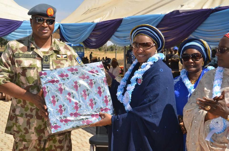 Nigerian Air Force Officers Wives Association Nafowa Little