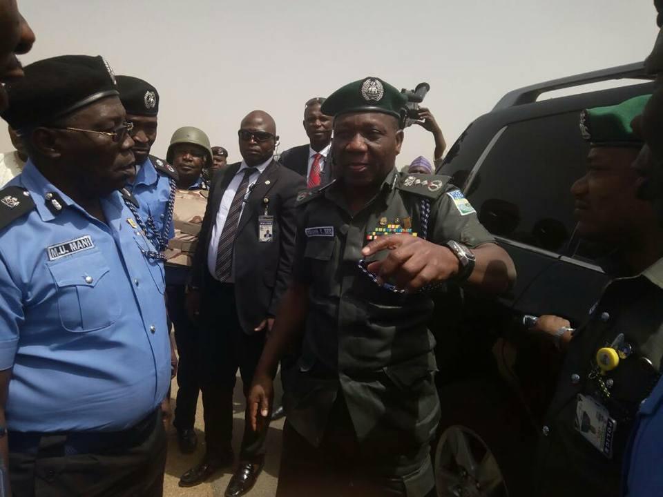 Nigerian Police Arrest Suspects Responsible For Zamfara Killings
