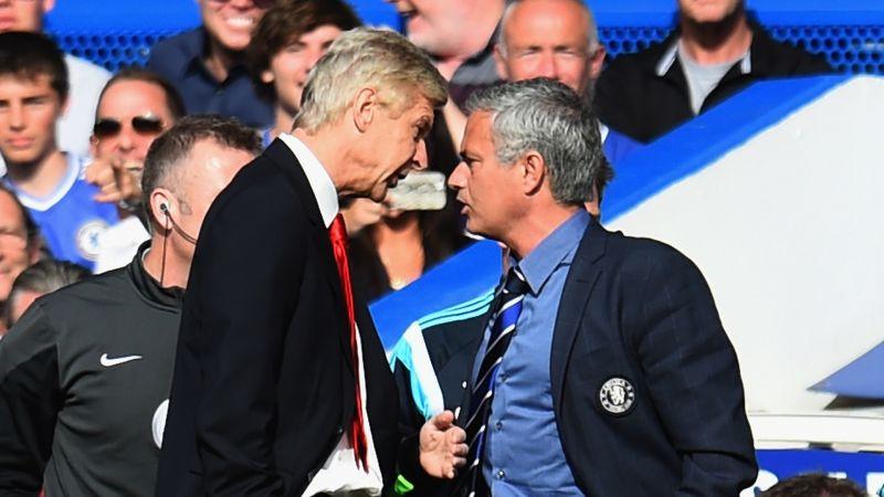 Jose Mourinho Pays Tribute To Rival Arsene Wenger