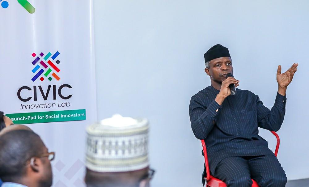 Vice President Osinbajo Advocates Compulsory Health Insurance Scheme For Nigerians