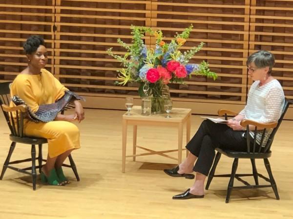 Chimamanda Ngozi Adichie receives Honorary Degree from Bowdoin College