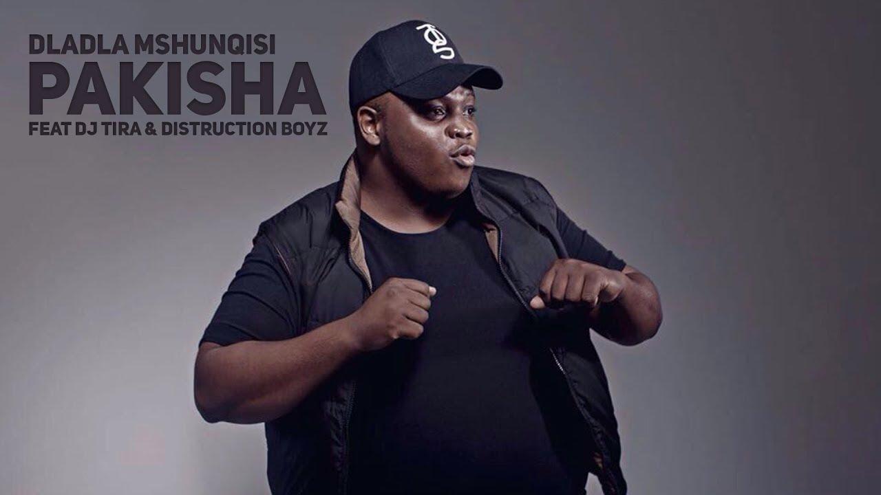 African Music Chart: Dladla Mshunqisi's 'Pakisha' Leads