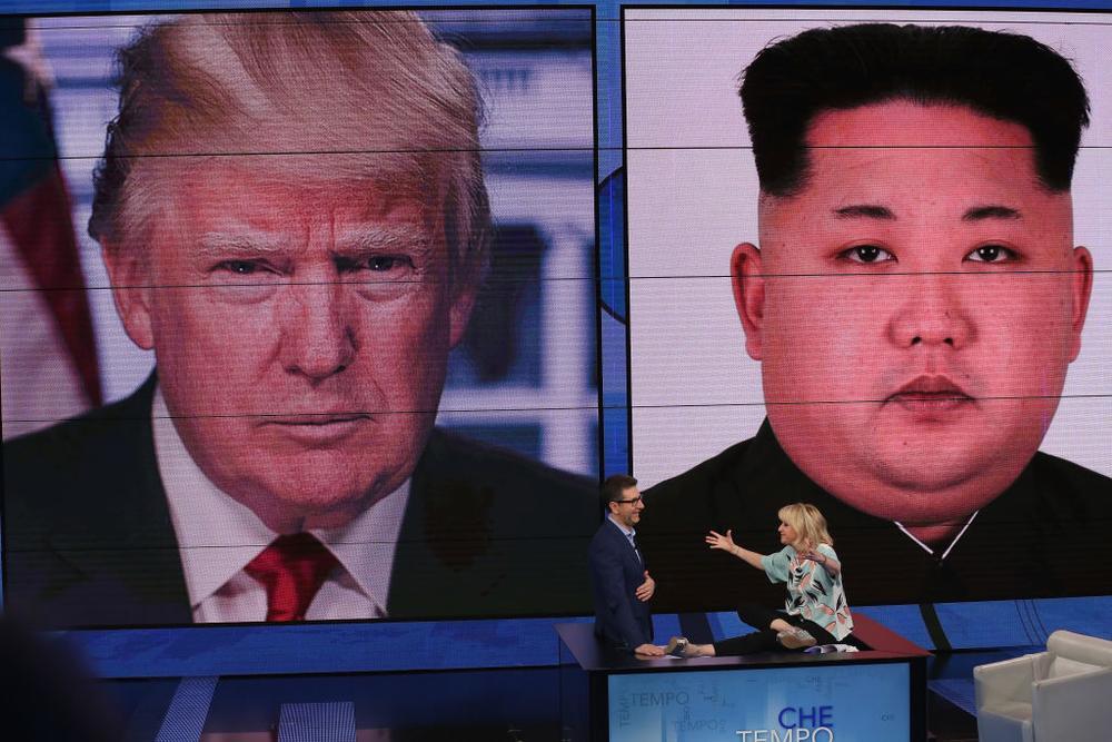 Trump To Meet Kim Jong Un In Singapore