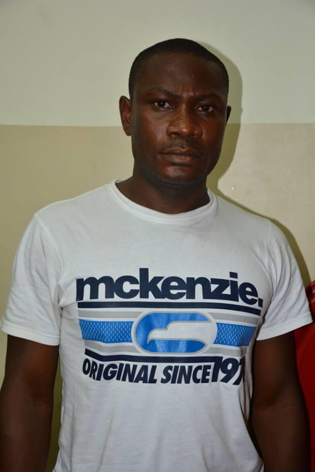 EFCC Arrests Real Estate Agent for Impersonating Magu