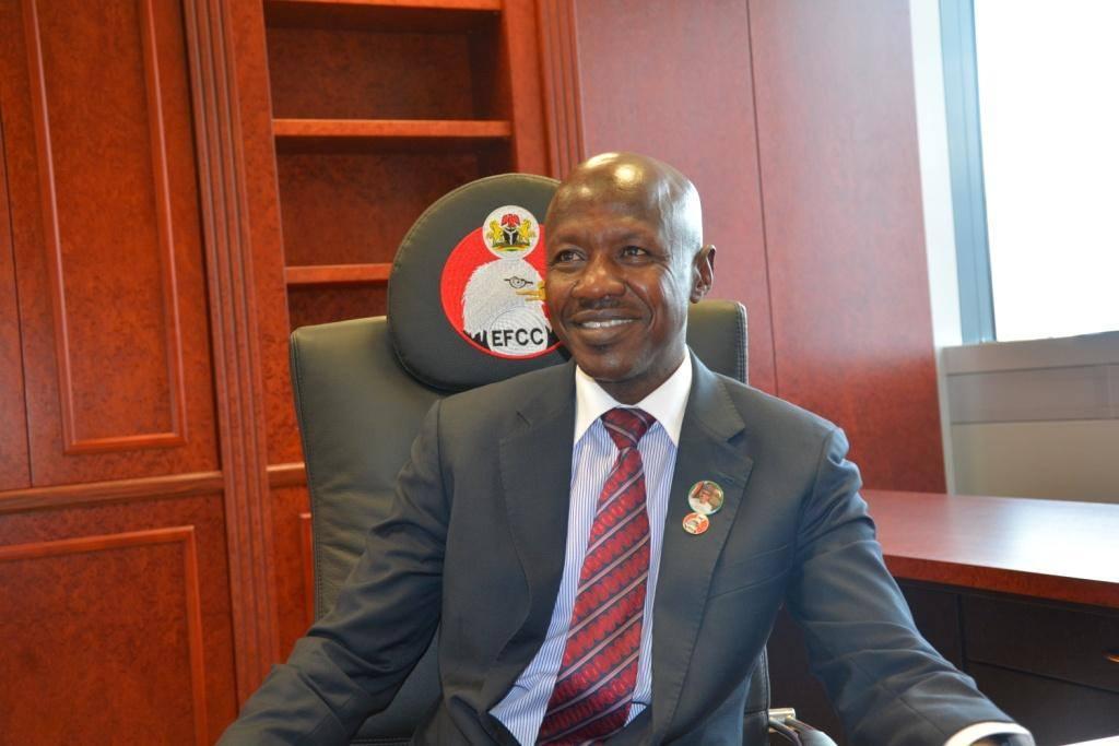 EFCC Boss, Magu Sets Up Integrity Club in Yobe School
