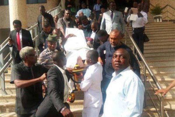 Etiaba Threatens Quit As Olisa Metuh Falls In Court
