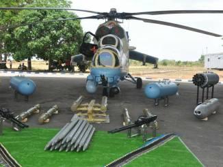 VIDEO: Nigerian Air Force Strikes Neutralize Armed Bandits' Hideout In Zamfara State