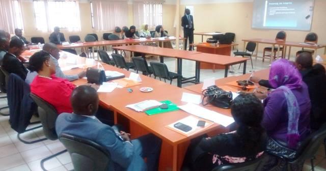 Group Against Money Laundering Trains EFCC Operatives