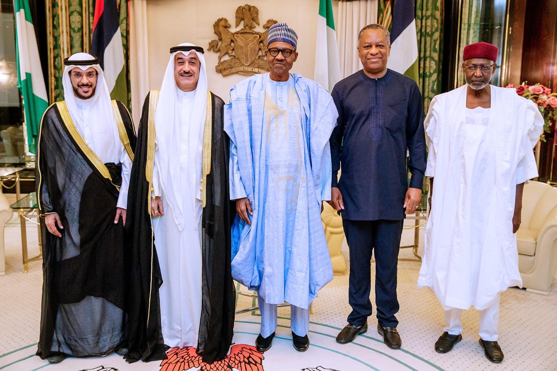 President Buhari Commends Nigeria-Kuwait Relations