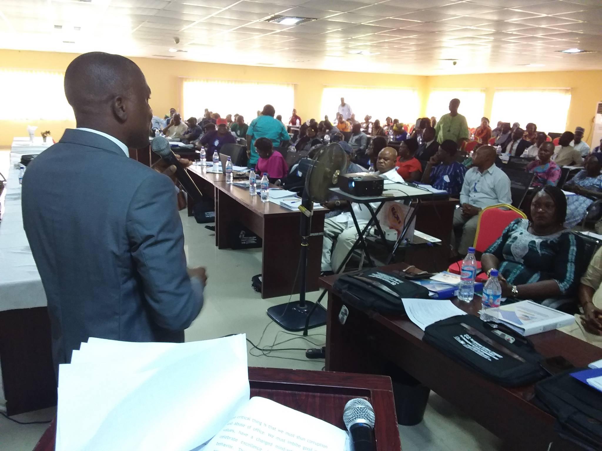 Eschew Corrruption, EFCC Admonishes Local Government Chairmen, Councillors